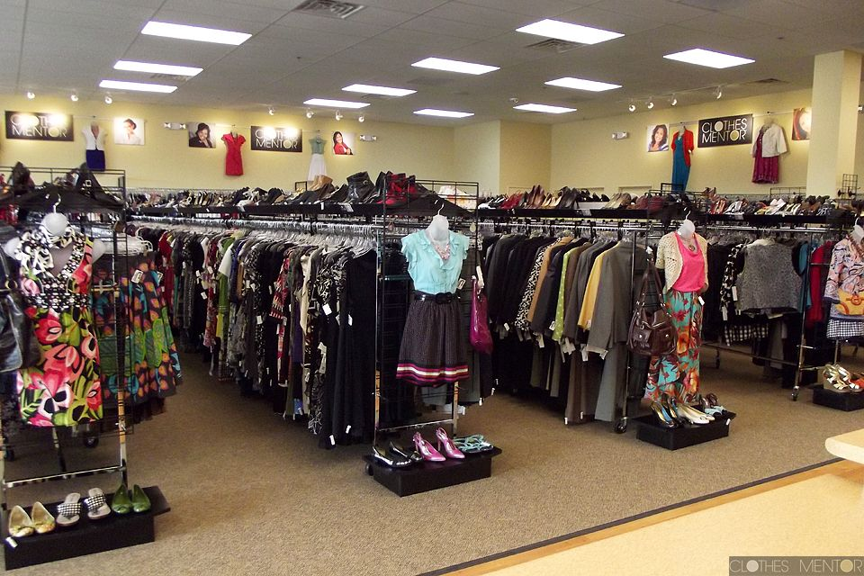 Clothes Mentor Consignment Store Fayetteville NC